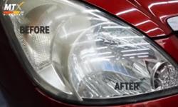DIY Headlight Restore